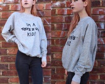 Vintage Toys R Us Sweatshirt