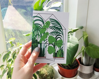 A6 Greenhouse Notebook