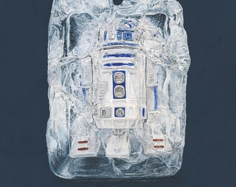 Toys in ICE 04 - R2-D2