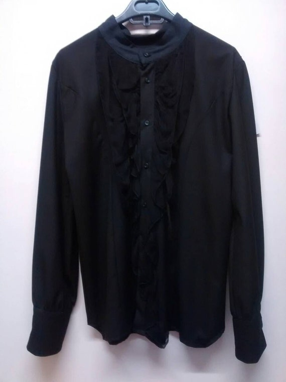 SALE: Vampire Gothic Men's Shirt