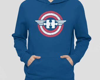 Autism Awareness Sweatshirt: Captain Autism Hoodie | autism sweatshirt, autism awareness month, superhero autism shirt, autism mom shirt