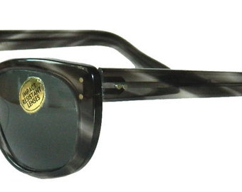 Vintage 1960s Sunglasses French Mod Style  Never Worn