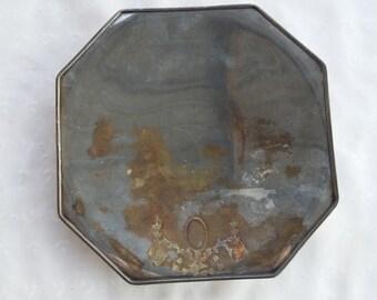 Vintage Sheffield Platter Silver Tray