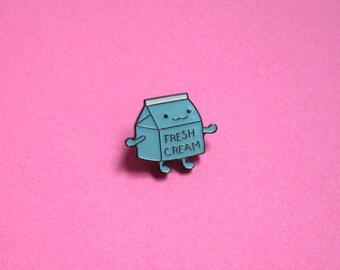 Fresh Cream pin