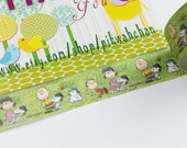 Snoopy Washi Masking Tape (10M)