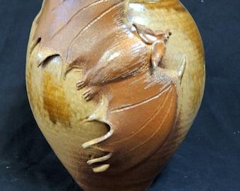 Bat Studio Vase