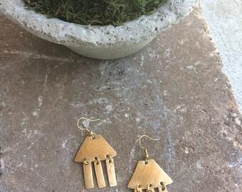 P Y R A M I D earrings