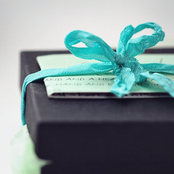 Black Jewellery Box - Gift Wrapping for Artique Boutique Jewelry