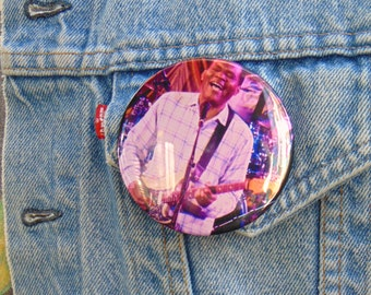 "Robert Cray 3"" button"