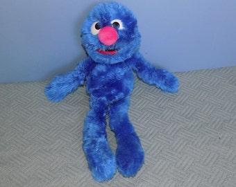 Plush Grover