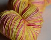 Basic Sock Yarn. – shade: Anywhere for You