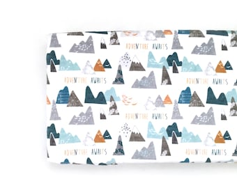 Changing Pad Cover Adventure Awaits. Change Pad. Changing Pad. Minky Changing Pad Cover. Map Changing Pad Cover. Adventure Nursery.