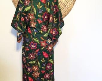 One Piece Asian Style Caftan Dress