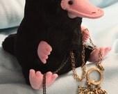 Niffler stuffed animal - Custom Made