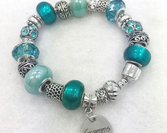 Gramms Charm Bracelet
