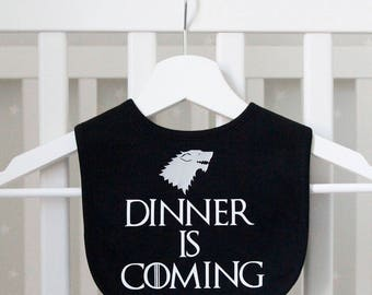 Game Of Thrones Style Bib