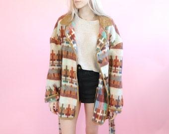 Vintage Pioneer New Mexico Wool Jacket