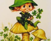 St. Patrick's Day Digital Download Printable Wall Art Image