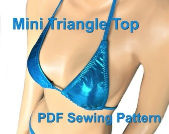 Mini Triangle Top (5 Sizes)