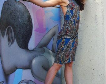 Dress Ariane for argentin tango dance