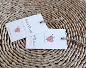 Printable Hang tag custom clothing label, Printable Custom labels for clothes, clothes tags, Price tags, Sewing hang tags, Product label