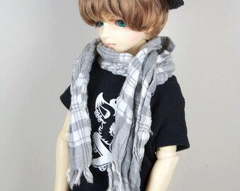 MSD Boater Hat and Scarf