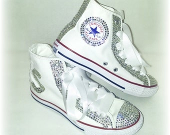 Swarovski Bling Kid Sparkly Sneakers