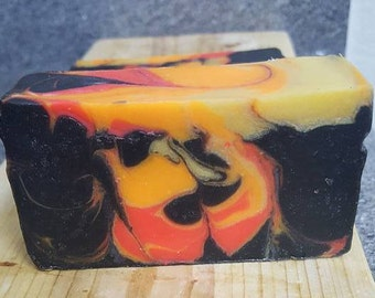 Feathers of the Phoenix bar soap