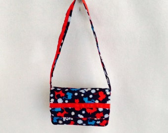 Doll Messenger Bag for 18 Inch Dolls Such as American Girl or Our Generation