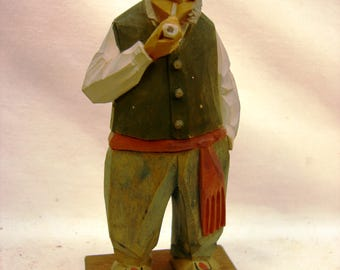 """Trygg wood carving Large 6"""""""