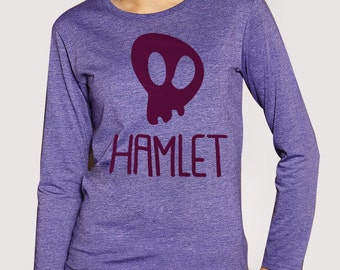 Hamlet long-sleeve shirt and T-shirt