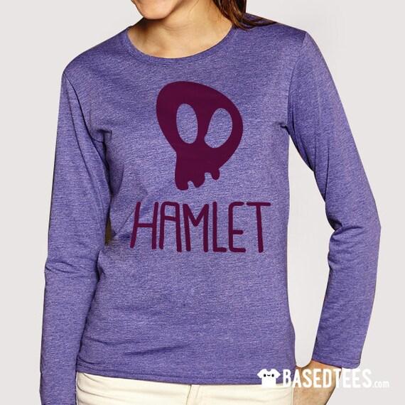 Hamlet long-sleeve shirt and T-shirt