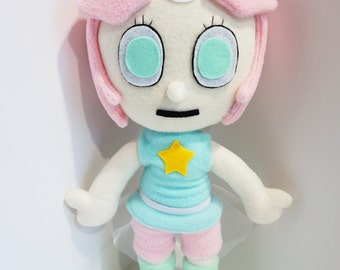 Pearl Plush Inspired by Steven Universe (Unofficial)