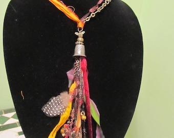BeadsRising BoHo Fancy Necklace