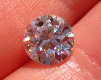 Old European Cut (OEC) Classique Moissanite from Julia B Jewelry