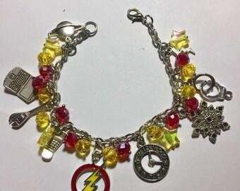 The Flash Inspired Loaded Bracelet