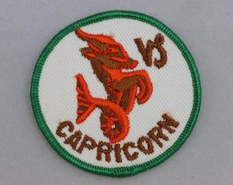 Capricorn Patch