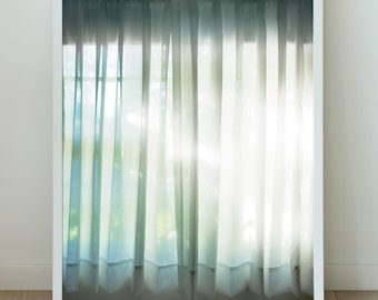 """Waking Up With The Morning Sun (Los Angeles), photographic print 19 3/4 x 27 1/2 """" (50 x 70 cm)"""