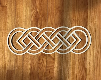 Celtic Knot Banner, Endless Knot, Gaelic, Irish, Welsh, Knot, Celtic
