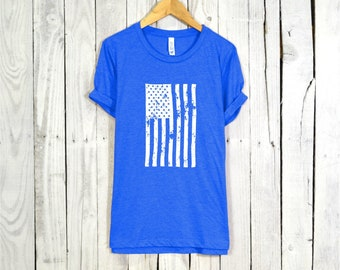 American Flag Shirt | America Shirt, USA Shirt, Merica Shirt, 4th of July Shirt, July 4th Shirt, 4th of July