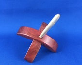 Small Pink Ivory Turkish Drop Spindle