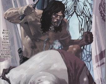 Conan #10, Death in the Temple - Dark Horse Comics - Grade VG