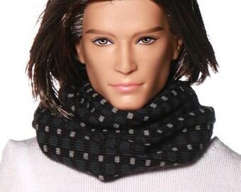 Ken clothes (scarf): Cuzin