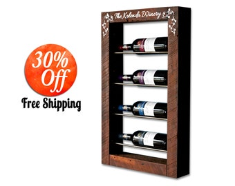 wine rackwall wine rackrustic wine rackwood wine rackmetal