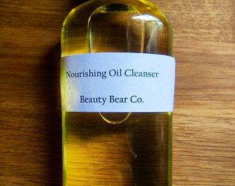 Nourishing Oil Cleanser (Rinsable)