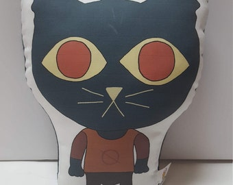 Night in the Woods Mae Pillow Plush