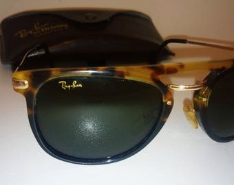 Ray Ban Vintage Sunglasses For Driving By Bausch & Lomb 1980s