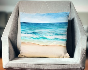 Summer Pillows | Summer Decor | Summer Home Decor | Summer Throw Pillow | Summer Pillow Cover