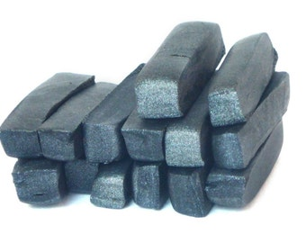Iron Ingot Resource Tokens - replacement board game pieces - made in Portland, Oregon