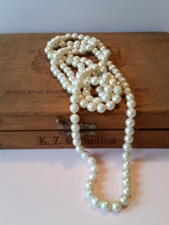 """Authentic 1920's Flapper Necklace 